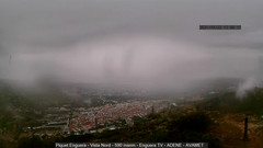 view from Enguera ADENE on 2021-10-22